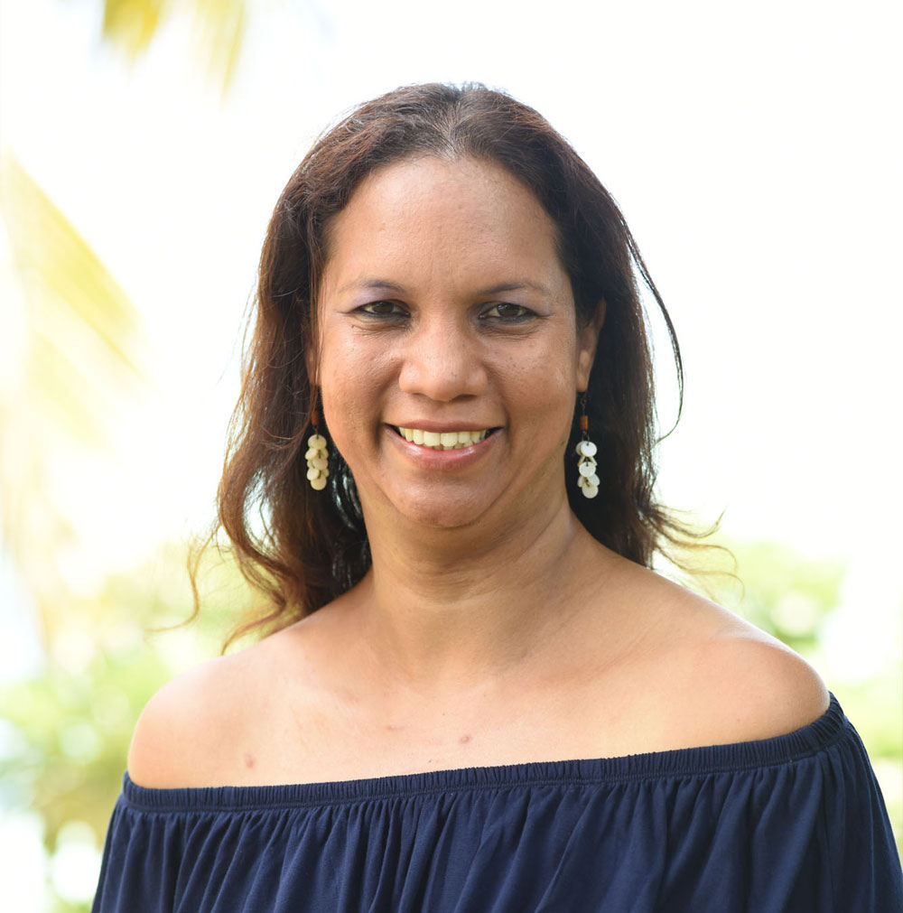 Cristel - Holiday rental Team - Villa Vie real estate agency in Mauritius