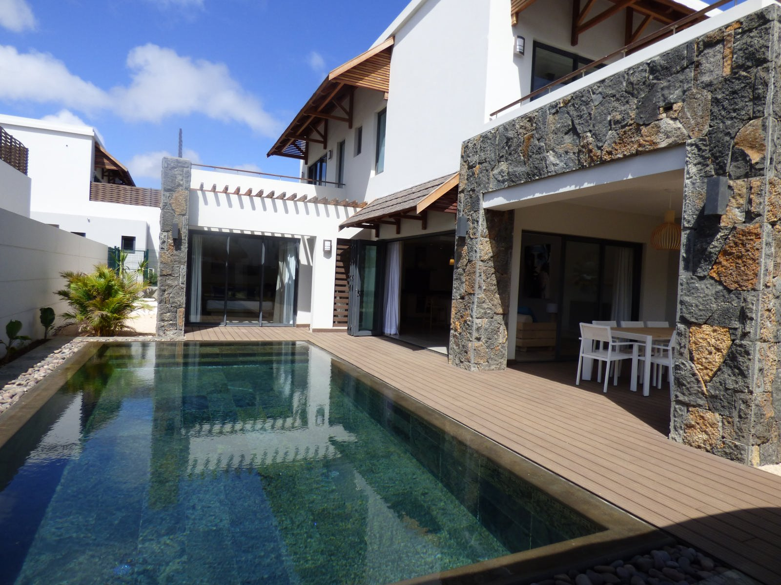 Townhouse/Duplex - Mont Choisy