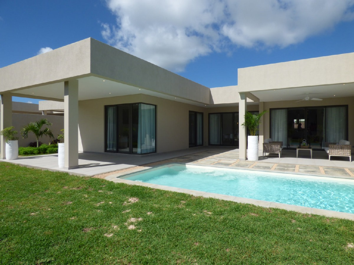 RES Villa accessible to foreigners - Mont Mascal