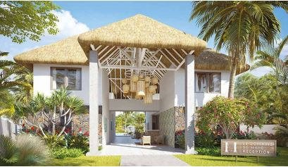 PDS Villa accessible to foreigners - Grand Bay