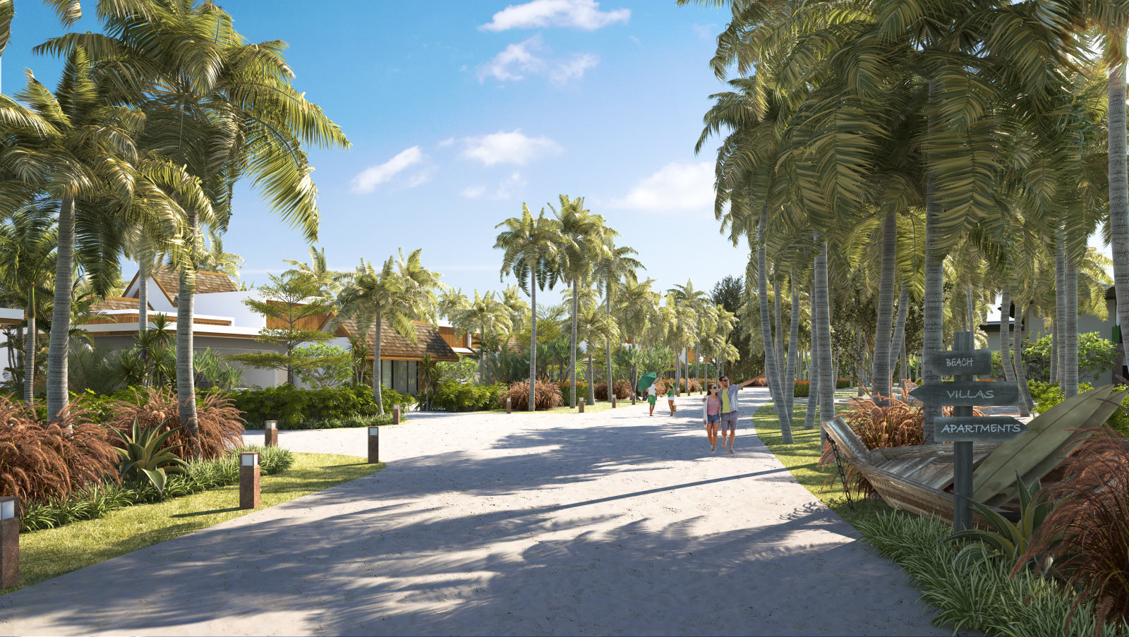 PDS Villa accessible to foreigners - Pointe d'Esny