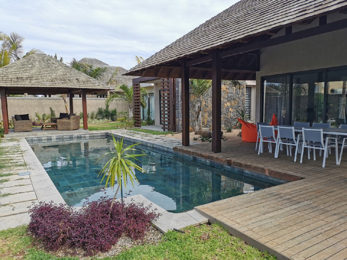 PDS Villa accessible to foreigners - Grand Gaube