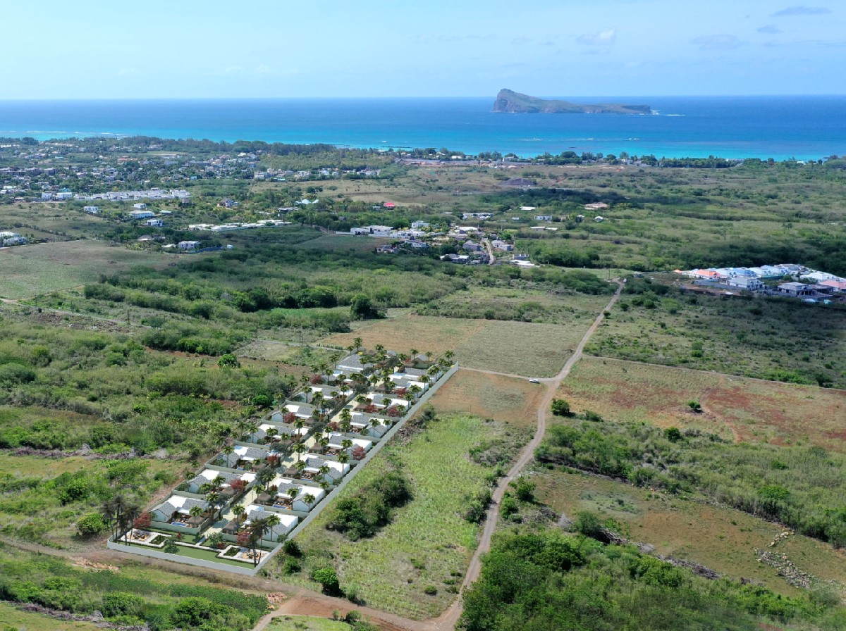 RES Villa accessible to foreigners - Petit Raffray