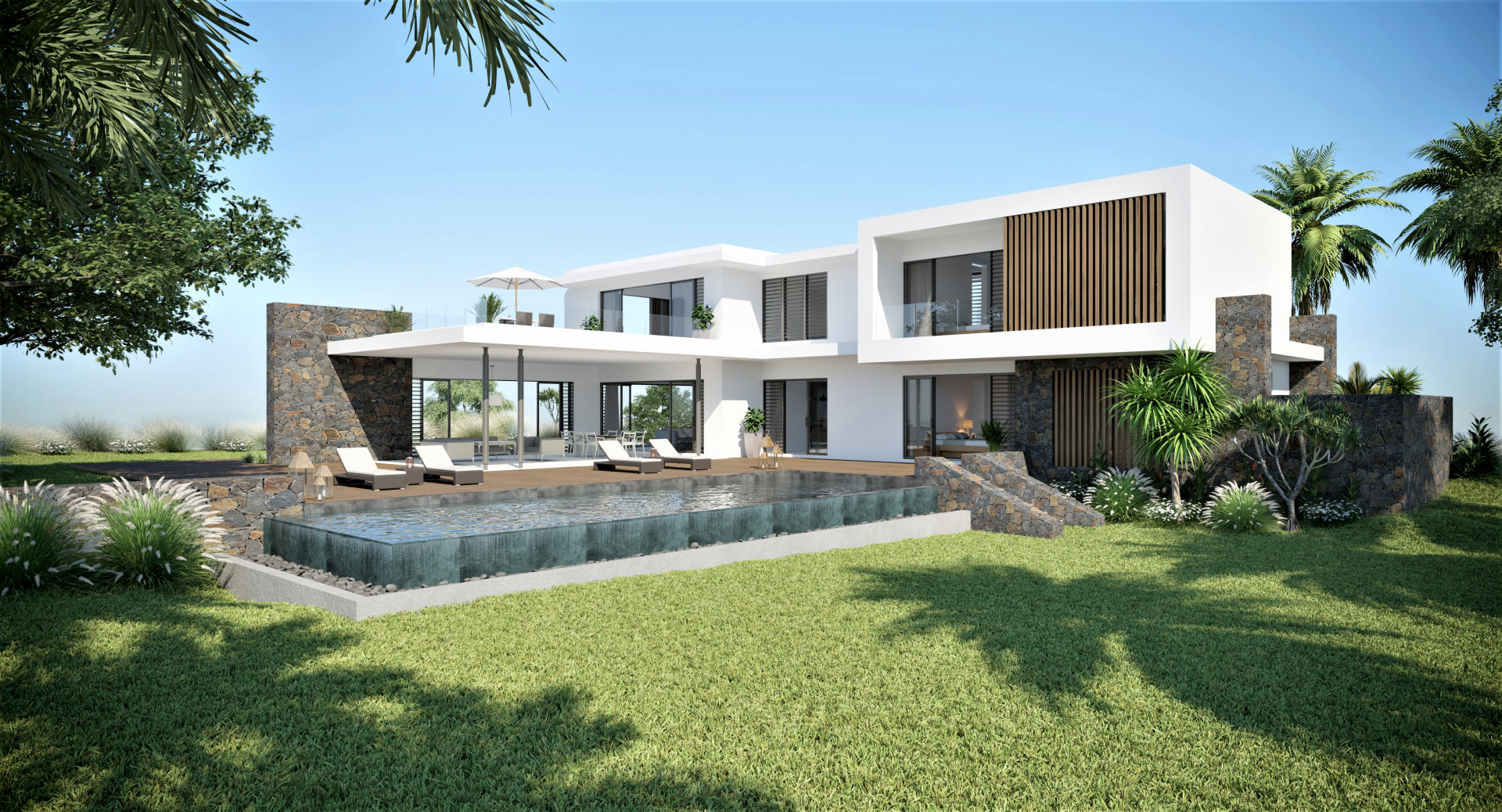 IRS Villa accessible to foreigners - Beau Champ