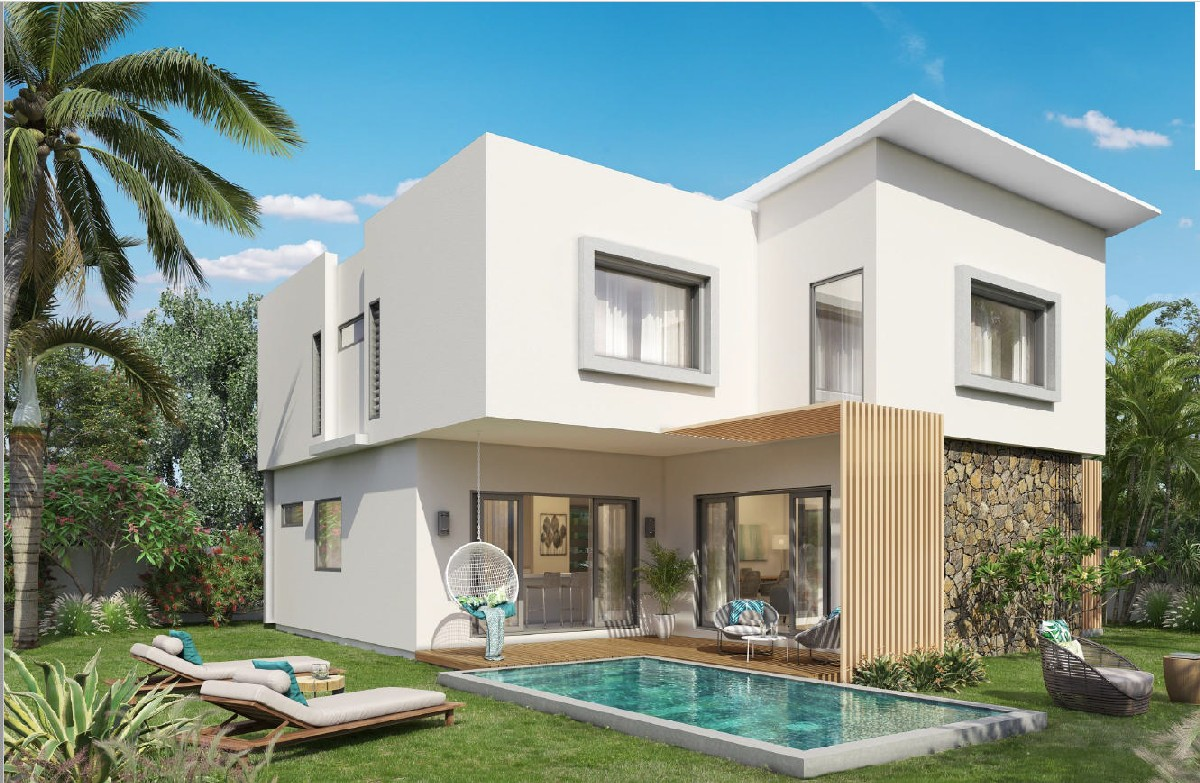 PDS Villa accessible to foreigners - Trou aux Biches