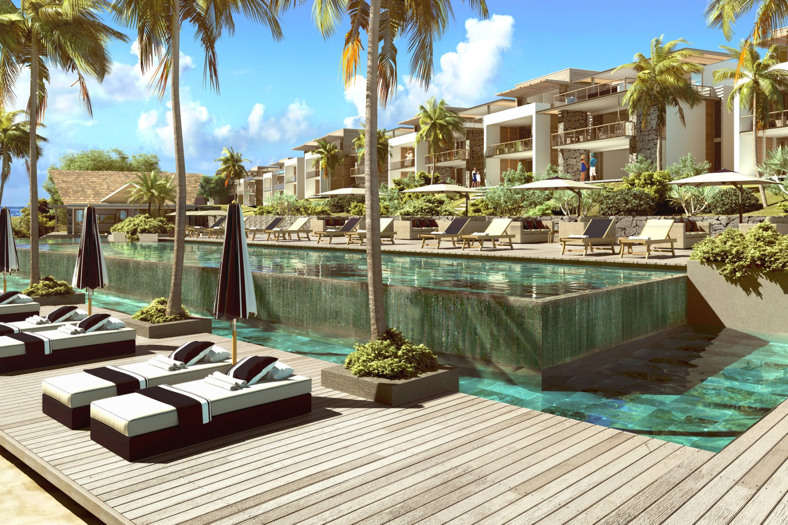 PDS Villa accessible to foreigners - St Antoine