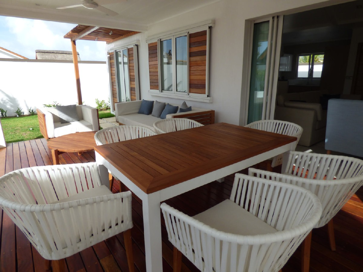 PDS Villa accessible to foreigners - Grand Baie