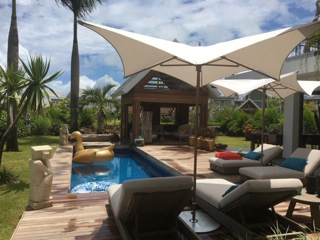 IRS Villa accessible to foreigners - Mont Choisy