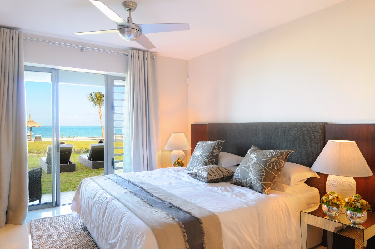 Beachfront Penthouses and Apartments - Pointe d'Esny