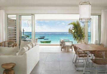Holiday rental Beachfront Penthouses and Apartments - Trou aux Biches