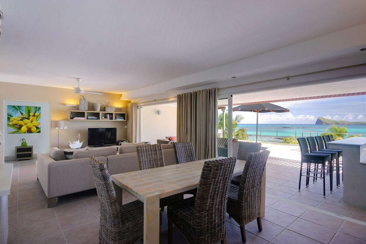 Beachfront Penthouses and Apartments - Cap Malheureux