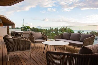 Holiday rental Beachfront Penthouses and Apartments - Tamarin