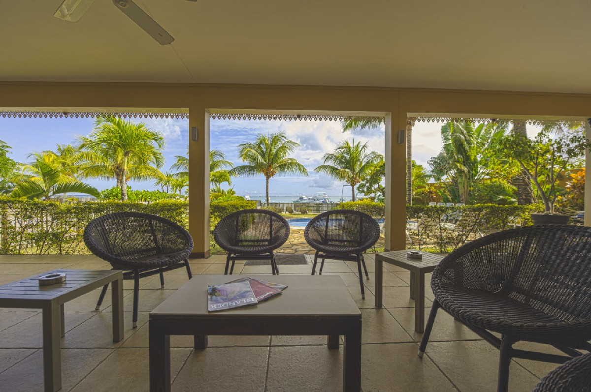 Charming beachfront villa - Trou aux Biches