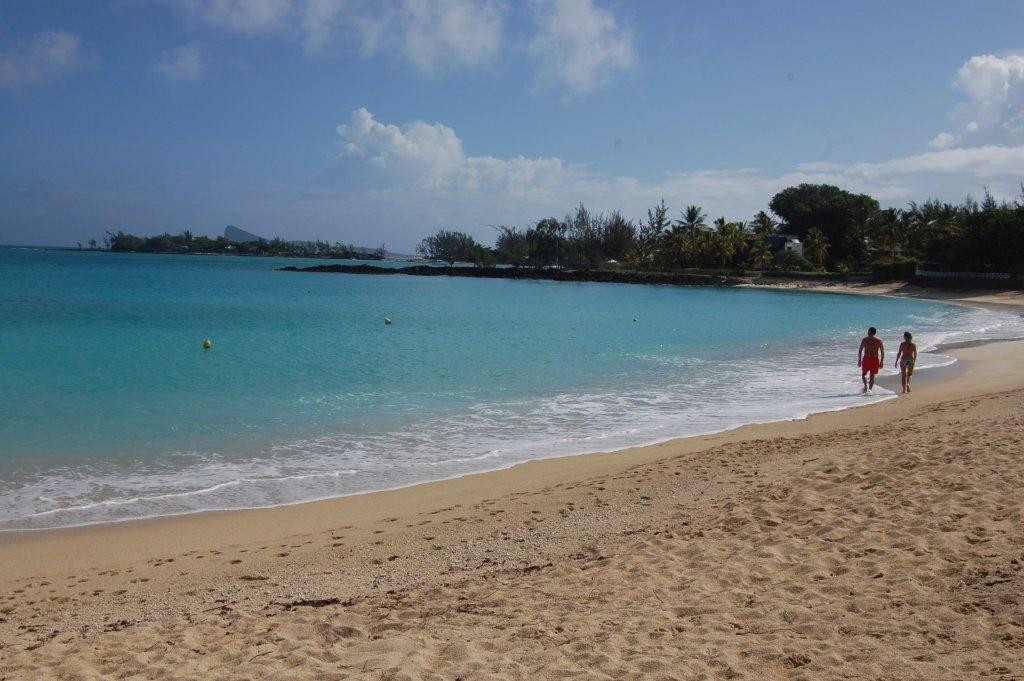 Charming beachfront villa - Pereybere